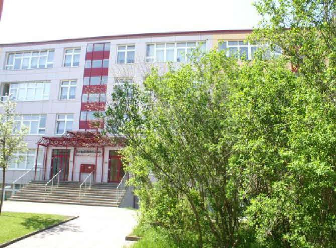 Gästebuch Staatliche Regelschule Robert Bosch Arnstadt